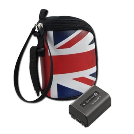 Sony Handycam Accessory Kit Image 1