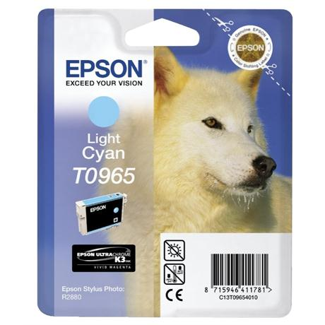 Epson Husky Light Cyan Ink T0965 for R2880 Image 1