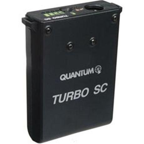 Quantum Turbo Slim Compact Battery Image 1