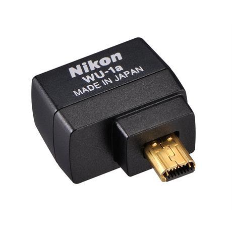 Nikon WU-1a Wireless Mobile Adapter Image 1
