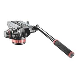 Manfrotto MVH502AH Fluid Video Tripod Head with Flat Base thumbnail