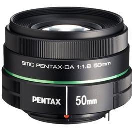 Pentax SMC DA 50mm f/1.8 Prime Lens thumbnail