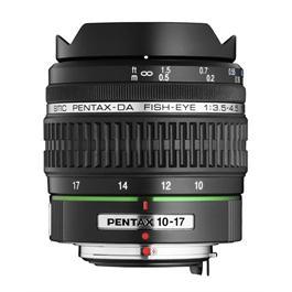 SMC Pentax-DA 10-17mm f/3.5-4.5 Fish-Eye ED [IF] Lens thumbnail