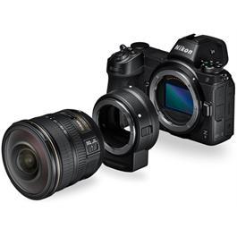 Nikon Z 6 + 24-70mm lens f/4 S + Mount Adapter Thumbnail Image 1