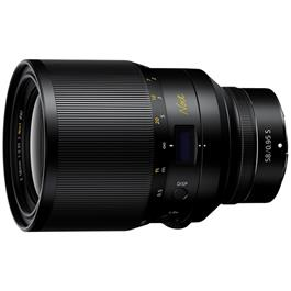 Nikon NIKKOR Z 58mm f/0.95 S Noct Lens thumbnail
