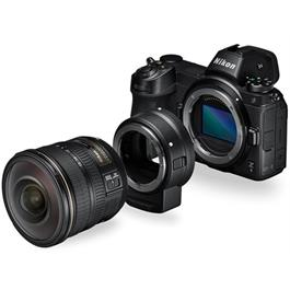 Nikon Z6 camera with FTZ & 24-70mm lens plus 35mm & 50mm Thumbnail Image 0