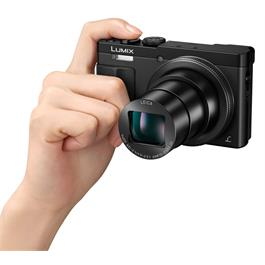 Panasonic TZ70 Black digital camera Thumbnail Image 1