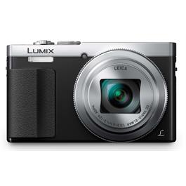 Panasonic TZ70 Silver digital camera thumbnail