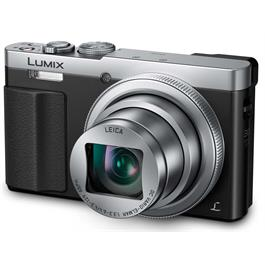 Panasonic TZ70 Silver digital camera Thumbnail Image 1
