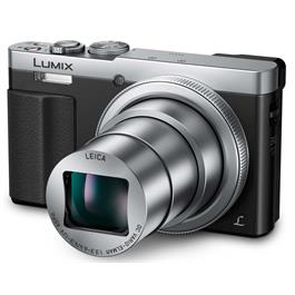 Panasonic TZ70 Silver digital camera Thumbnail Image 2