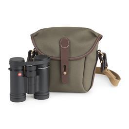 Billingham Galbin 8 Binocular Case - Sage FibreNyte/Chocolate Thumbnail Image 6