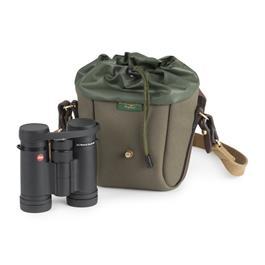 Billingham Galbin 8 Binocular Case - Sage FibreNyte/Chocolate Thumbnail Image 8