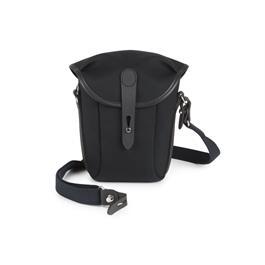 Billingham Galbin 10 Binocular Case - Black Canvas/Black thumbnail