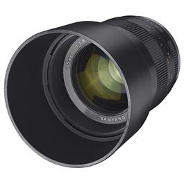 Samyang MF 85mm F1.8 CSC lens for Sony E Mount