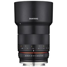Samyang MF 85mm F1.8 CSC lens for Fuji X Mount thumbnail