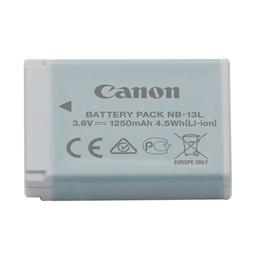 Canon NB-13L Lithium Battery for G + SX Series Cameras thumbnail