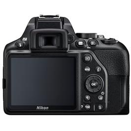 Nikon D3500 DSLR Digital Camera with 18-55mm lens AF-P DX VR Black Thumbnail Image 3