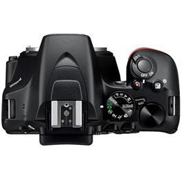 Nikon D3500 DSLR Digital camera with 18-55mm lens AF-P DX  Black Thumbnail Image 2