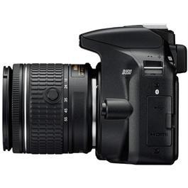 Nikon D3500 DSLR Digital camera with 18-55mm lens AF-P DX  Black Thumbnail Image 3
