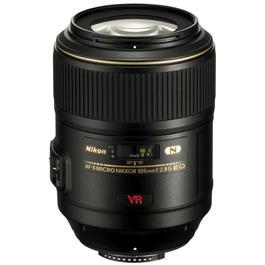 Nikon AF-S VR Micro-NIKKOR 105mm f/2.8G IF-ED Camera Lens thumbnail