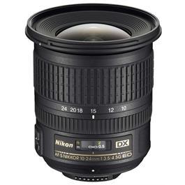 Nikon AF-S DX Nikkor 10-24mm f/3.5-4.5G ED Ultra Wide Angle Zoom Lens thumbnail
