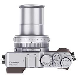 Panasonic LX100 Silver Compact Digital Camera Thumbnail Image 1