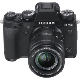Fujifilm X-T3 Mirrorless Camera + XF18-55mm R Lens Kit (Black) Thumbnail Image 3