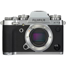 Fujifilm X-T3 Mirrorless Camera + XF18-55mm R Lens Kit (Silver) Thumbnail Image 1