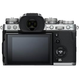 Fujifilm X-T3 Mirrorless Camera + XF18-55mm R Lens Kit (Silver) Thumbnail Image 2