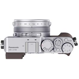 Panasonic LX100 Silver Compact Digital Camera Thumbnail Image 2