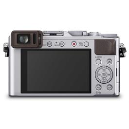 Panasonic LX100 Silver Compact Digital Camera Thumbnail Image 4
