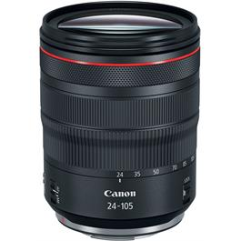 Canon RF 24-105mm Lens f/4 L IS USM Thumbnail Image 1
