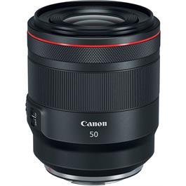 Canon RF 50mm lens f/1.2 L USM thumbnail