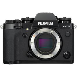 Fujifilm X-T3 Mirrorless Camera (Black) thumbnail