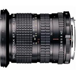 Pentax 45-85mm f/4.5 SMC FA 645 Lens thumbnail
