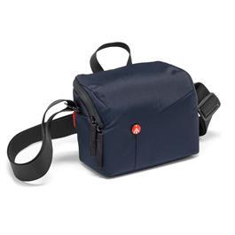 Manfrotto NX Shoulder Camera Bag CSC Blue v2 thumbnail