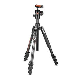 Manfrotto MKBFRLA-BH BeFree Advanced Alpha Aluminium Tripod for Sony a Cameras thumbnail