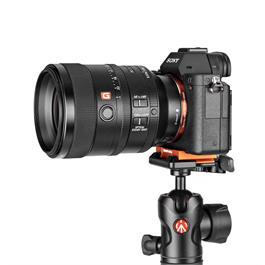 Manfrotto MKBFRLA-BH BeFree Advanced Alpha Aluminium Tripod for Sony  Cameras