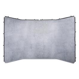 Lastolite Panoramic Background Cover 4m Limestone - LB7904 thumbnail