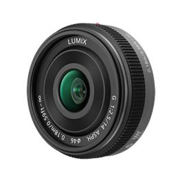 Panasonic Lumix G 14mm F2.5 MK II Pancake Lens Bla thumbnail