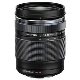 Olympus M.Zuiko Digital ED 14-150mm f/4-5.6 II Zoom Lens - Black thumbnail