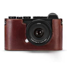 Leica CL Protector Brown Leather thumbnail