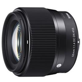 Sigma 56mm f/1.4 lens DC DN Contemporary Micro 4/3 mount thumbnail