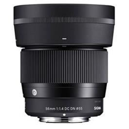 Sigma 56mm f/1.4 lens DC DN Contemporary Micro 4/3 mount Thumbnail Image 1