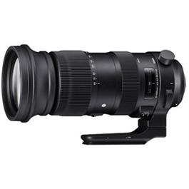 Sigma 60-600mm Lens  f/4.5- 6.3 DG OS HSM Sports Nikon Mount