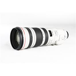 Used Canon 200-400mm F/4L IS USM + 1.4x Thumbnail Image 0