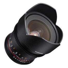 Samyang 10mm T3.1 VDSLR II Lens - Fuji X Mount thumbnail