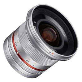 Samyang 12mm f2.0 NCS Silver Lens - Sony E Mount thumbnail
