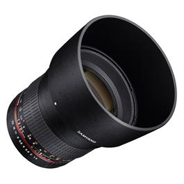 Samyang 85mm f/1.4 AS IF UMC Lens - Sony E Mount thumbnail