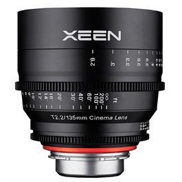 Samyang 135mm T2.2 XEEN Cine Lens - Canon EF Mount thumbnail